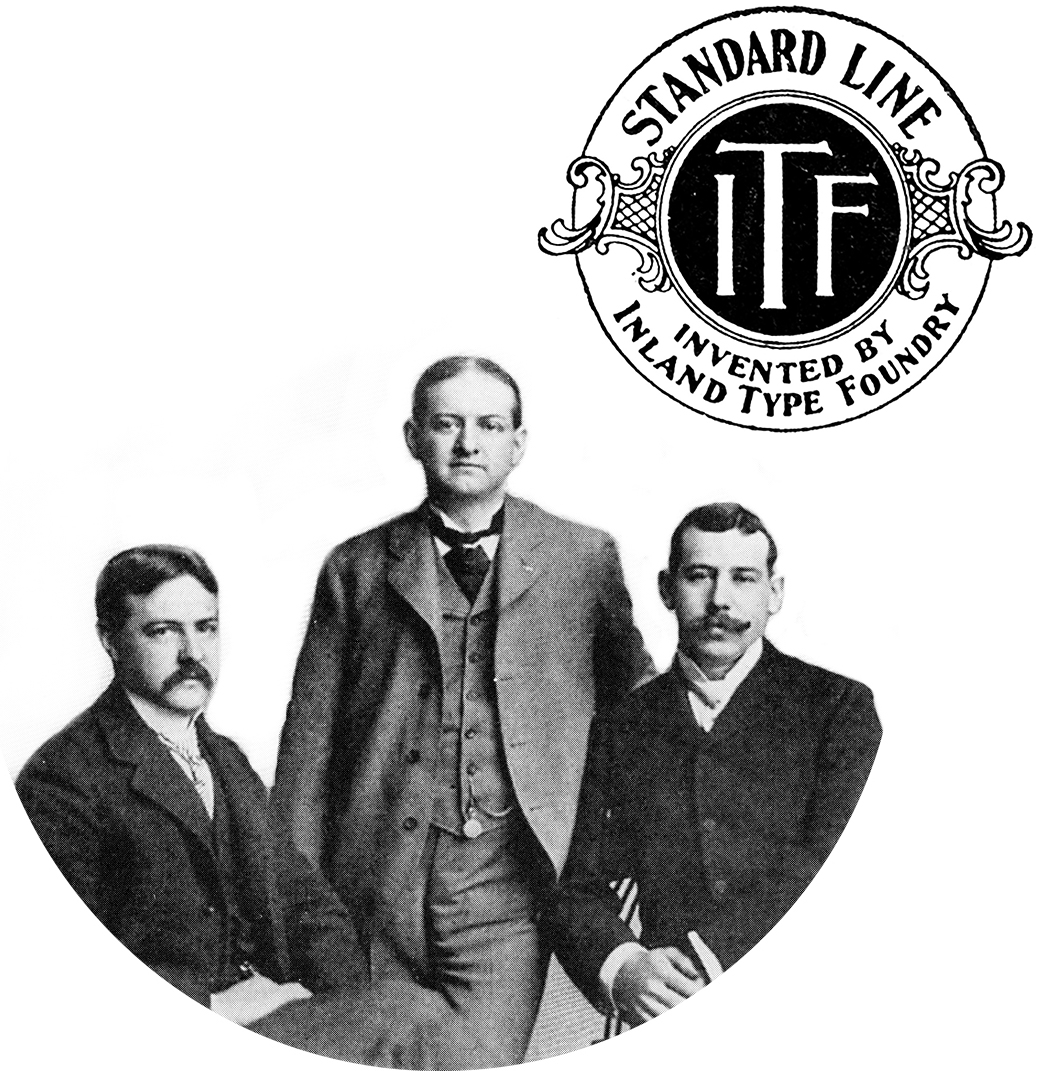 Schraubstadter Brothers and ITF Logo